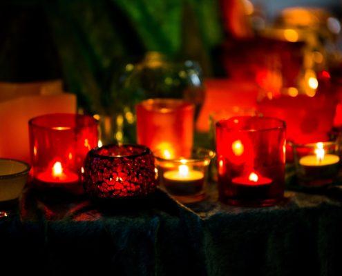 Kerzen - Nacht der spirituellen Lieder