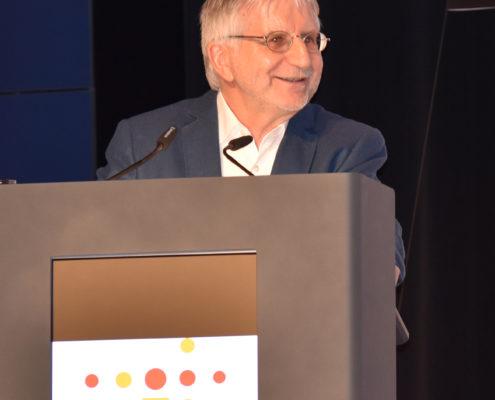 Pierre Stutz auf dem Symposium 2018